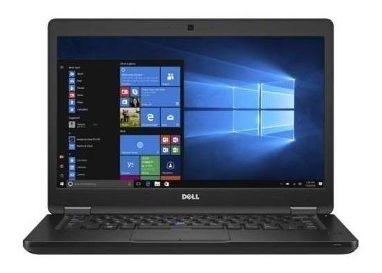 Notebook Dell Latitude 5490-i7 8650u 16gb-256 Ssd Nvidia Mx1