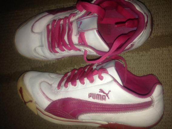 Tênis Puma Número 34