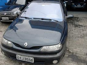 Renault Laguna 2.0 S Ano 1999 Completo Bc Couro R$8.500