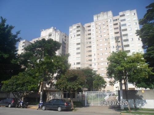 Imagem 1 de 18 de Apartamento A Venda No Engenheiro Goulart, São Paulo - V3086 - 34972706