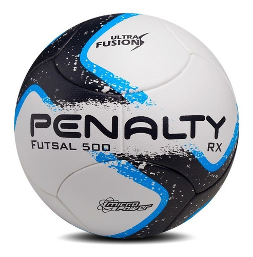 Imagen 1 de 1 de Pelota Fútsal N°4 Penalty Mod. Rx 500 R1 Medio Pique