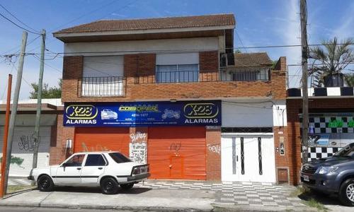 Venta De Local Con Vivienda!! L.n Alem 1225