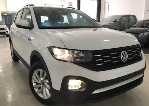 Volkswagen T-cross 1.6msi Comfortline Automatica My21 0km 14