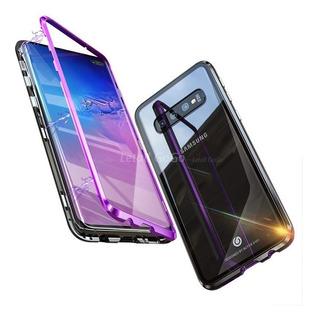 Capa Capinha Case Magnética Luxo Samsung Galaxy S10 S10plus