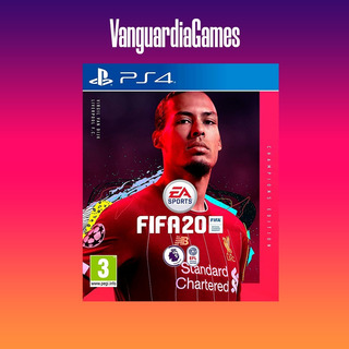 Fifa 20 Champions Ps4 Digital