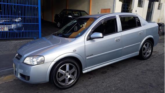 Gm Astra Sedan Elegance 2007 2.0 Flex - Completo
