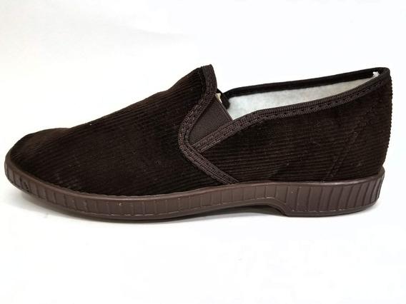 Zapatillas Para Hombres De Corderoy