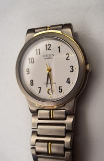 Reloj Citizen Titanium Original . Envio Gratis.