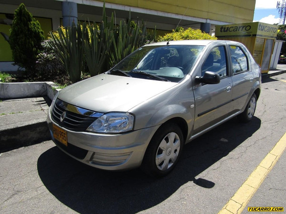 Renault Logan Expression 1.6 Mt Aa