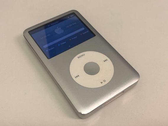 Apple iPod Classic 160gb 6ª Geração - Muita Música E Vídeo!