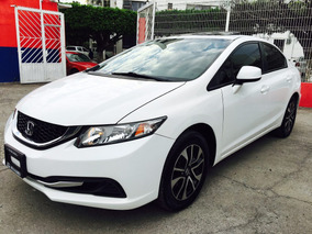 Honda Civic 2.0 Ex Sedan . At 2013 Autos Y Camionetas