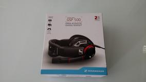 Sennheiser Headset Gsp 500 - Open Back - Com Nota Fiscal