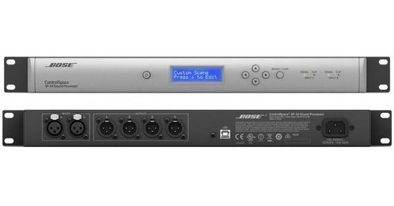 Processador Controlador Bose Controlspace - Sp24
