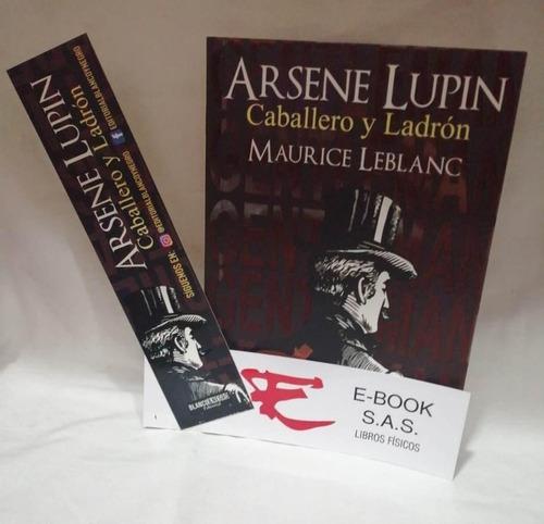 Caballero Y Ladrón - Arsene Lupin( Solo Nuevos/ Originales)