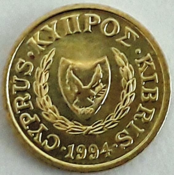 Chipre Moneda Del Año 1994 De 1 Cent - Sin Circular