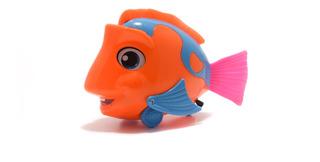 Coche Pez A Cuerda Nemo Pececito Grande Con Luz