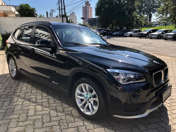 Bmw X1 2.0 20i Turbo Active Flex S Drive Blindado 2015