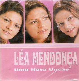 Cd Léa Mendonça - Uma Nova Unção - Novo Lacrado***