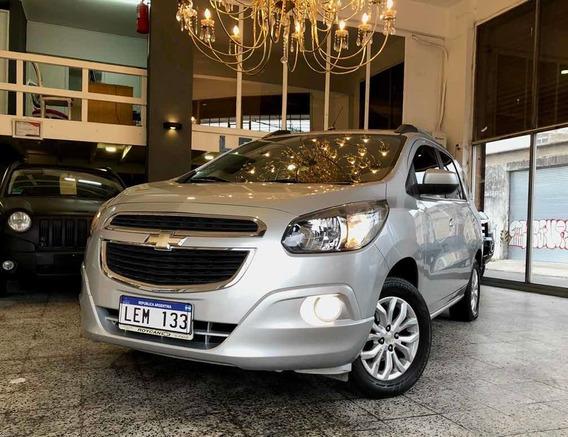 Chevrolet Spin Linea Nueva Ltz Mt Full-full , Anticipo $