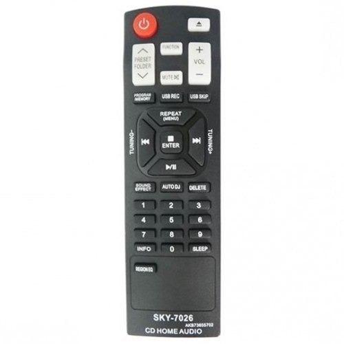 Kit 16 Controles Remoto Som Lg Tv Samsung Tv Lg Smart