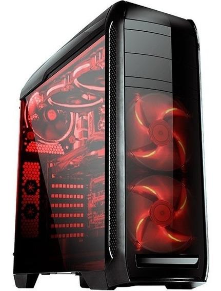 Pc Gamer Cpu I7 7700 7ªgeração, 16gb Ddr4, Gtx 1050ti 4gb