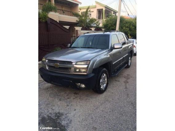 Chevrolet Avalanche Buena, Cómoda Y Barata.