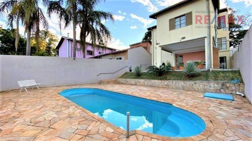 Imagem 1 de 22 de Sobrado Com 5 Dormitórios À Venda, 330 M² Por R$ 880.000,00 - Jardim Paraíso - Botucatu/sp - So0143