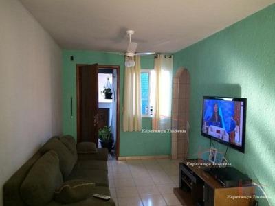 Ref.: 3574 - Apartamento Em Carapicuíba Para Venda - V3574