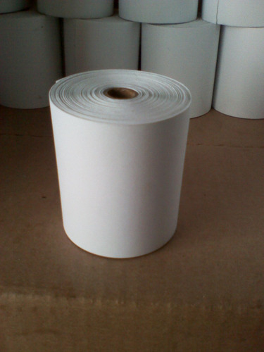 Rollos De Papel Quimico  75x65mm 2p Caja De 50 Unid