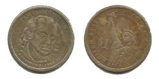 Moneda Del Presdiente James Madison
