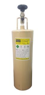 Cilindro P/ Transporte De Gás Refrigerante 2kg P/ R22 R134a