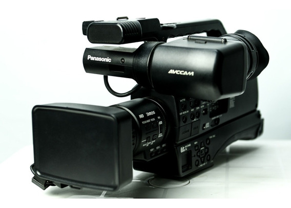 Filmadora Panasonic Ag-hmc80 Fullhd Digital