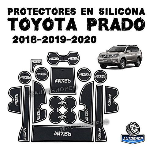 Protectores Internos Toyota Prado 2018 2019 2020 Nuevos