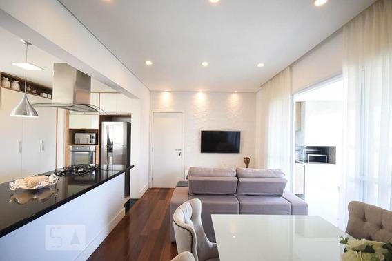 Apartamento No 20º Andar Com 2 Dormitórios E 2 Garagens - Id: 892971814 - 271814