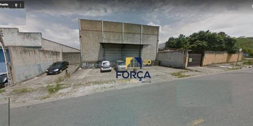 Galpão Para Alugar, 1150 M² - Cidade Industrial Satélite De São Paulo - Guarulhos/sp - Ga0824
