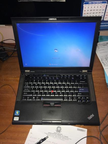 Notebook Lenovo T-410