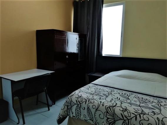 Rento Habitación Amueblada En Col Del Valle Sur