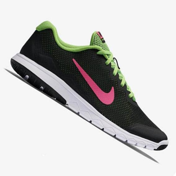 Tenis Nike Flex Experience Rn 4 Sapatos Tênis Com O
