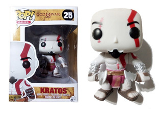 Muñeco Kratos God Of War Funko Pop! Games #25