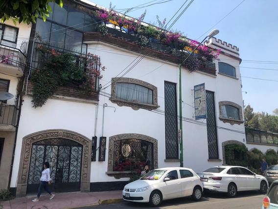 Casa Con Uso De Suelo Para Notaria,restaurante,oficinas