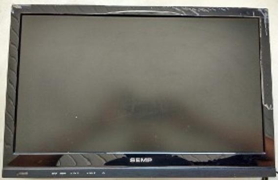 Carcaça Da Televisão Semp Toshiba Le2458