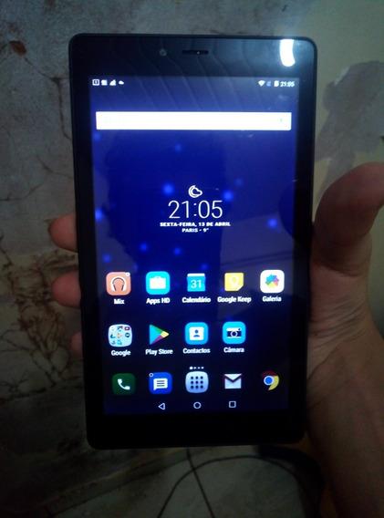 Tablet Alcatel A2 8063 Wi-fi 8gb Tela 7 2mp/0.3mp,bluetooth