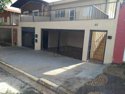 Casa Para Alugar, 150 M² Por R$ 1.500/mês - Chácara Da Barra - Campinas/sp - Ca13030