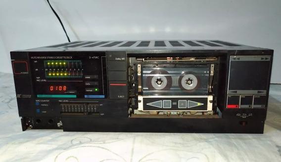 Tape Deck Gradiente D-475src