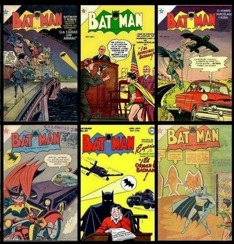 Batman Coleccion (1981-2012) Comic Digital Español