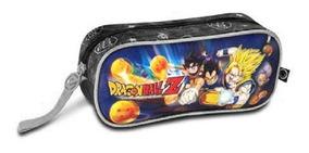 Estojo Infantil Dragon Ball Z Clio Style Original Db5136e