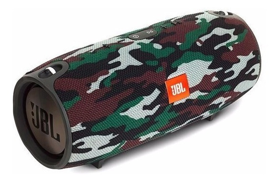 Speaker Portátil Jbl Xtreme 40w Com Bluetooth/usb/bateria