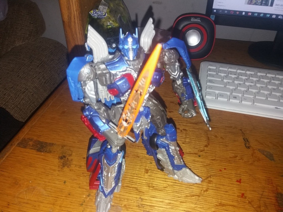 Transformers Tlk Optimus Prime Voyager Custom