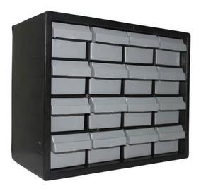Gaveteiro 7000 Caixa Organizadora 16 Gavetas 28x22,5x14cm G