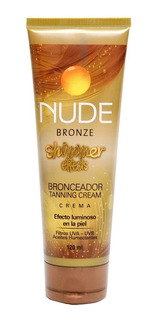 Nude Bronceador Shimmer Effects X120mlt
